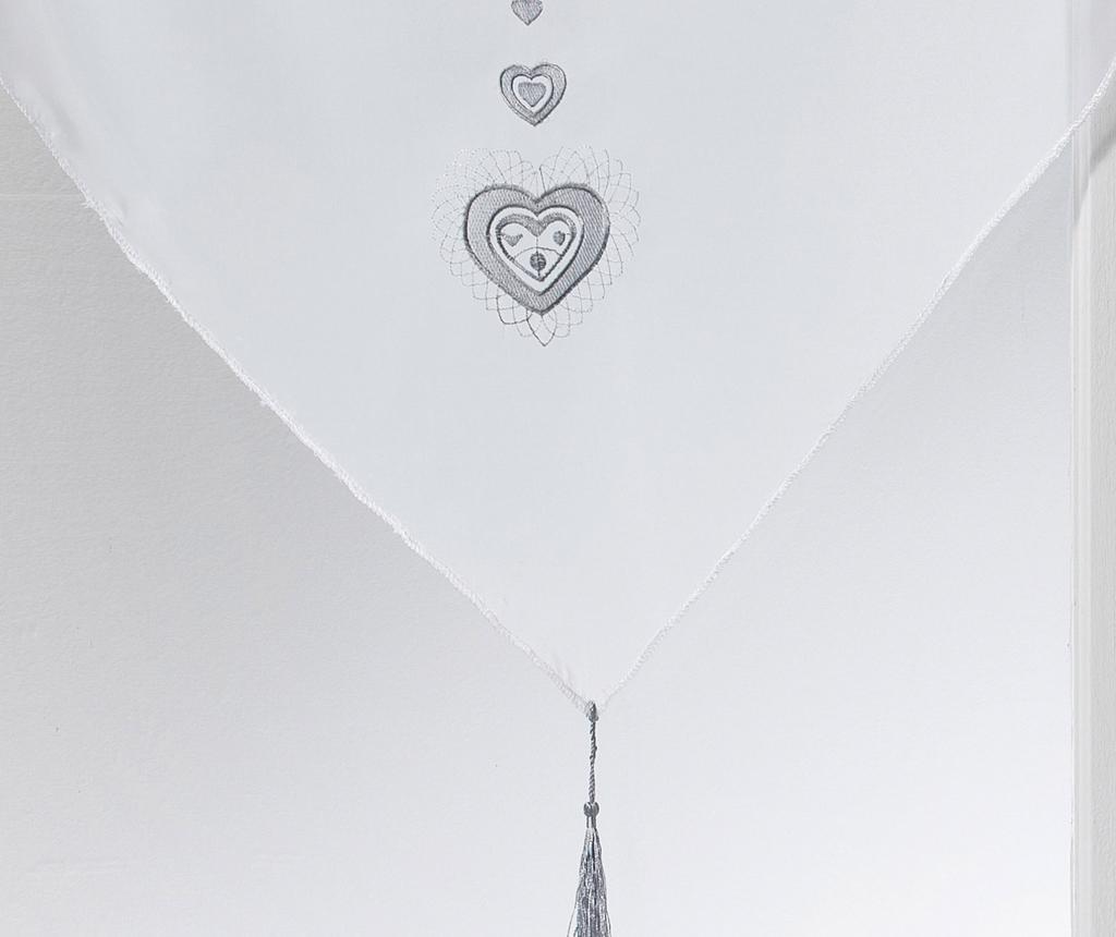 Set 2 perdele Esprit Love 60x160 cm