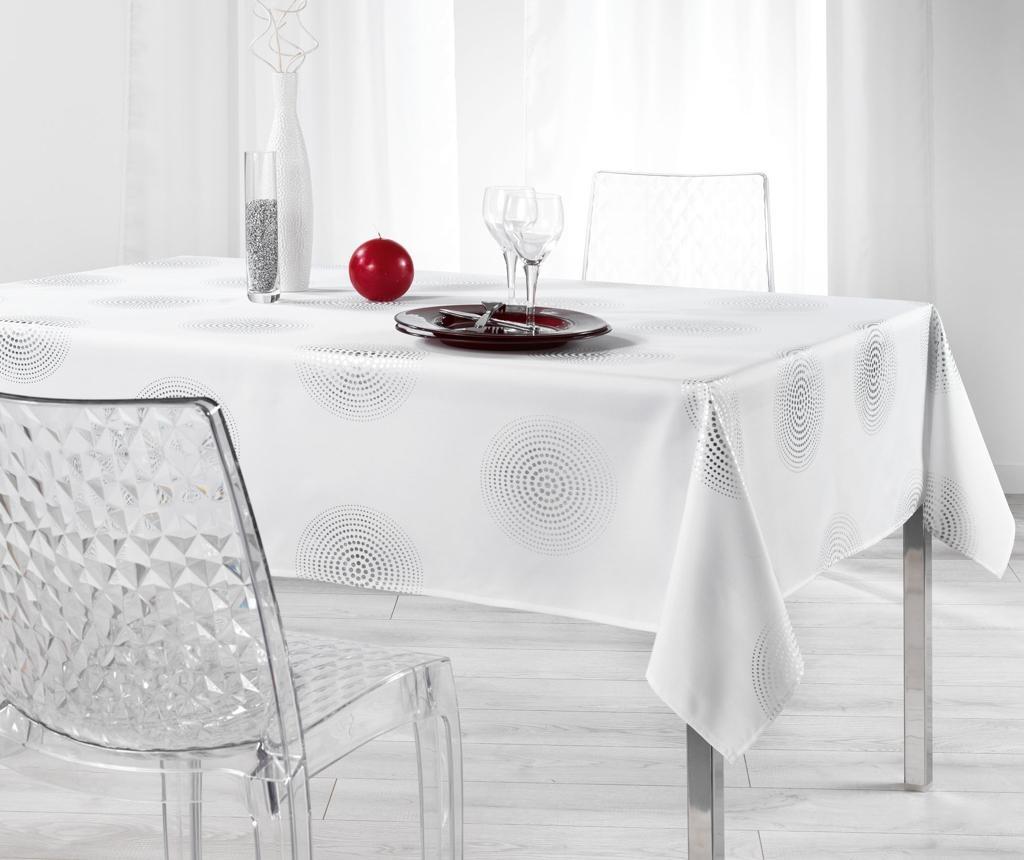 Stolnjak Atome White 150x240 cm