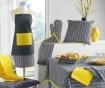 Set 2 prosope de bucatarie Modern Style Yellow 50x70 cm