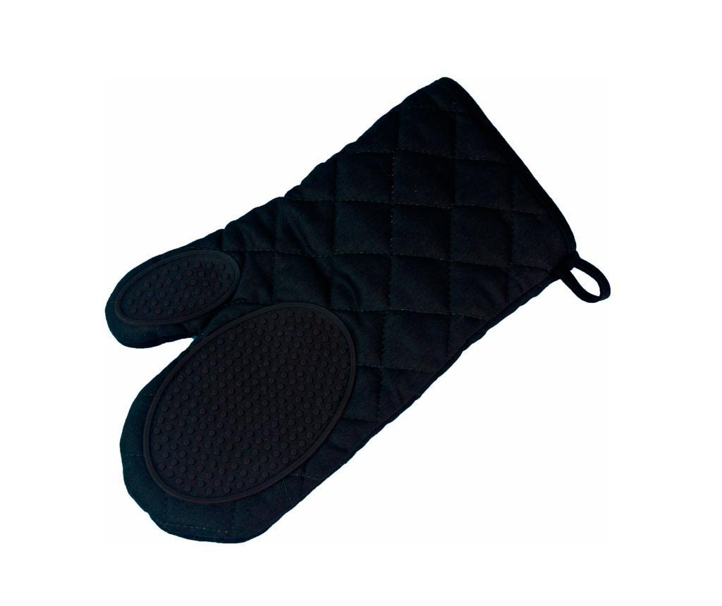 Manusa de bucatarie Cuistot Black 30x18 cm