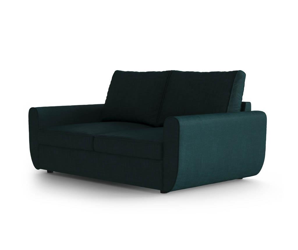 Sofa dvosjed Sowden Petrol Bleu