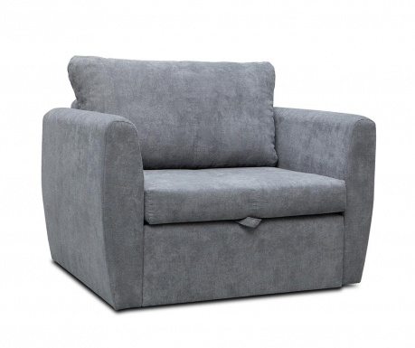 Bella Grey Kihúzható fotel