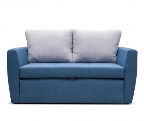 Bella Blue Kétszmélyes kihúzható kanapé