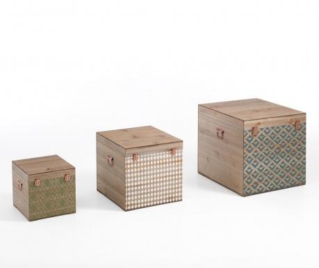 Set 3 kutije Kijo