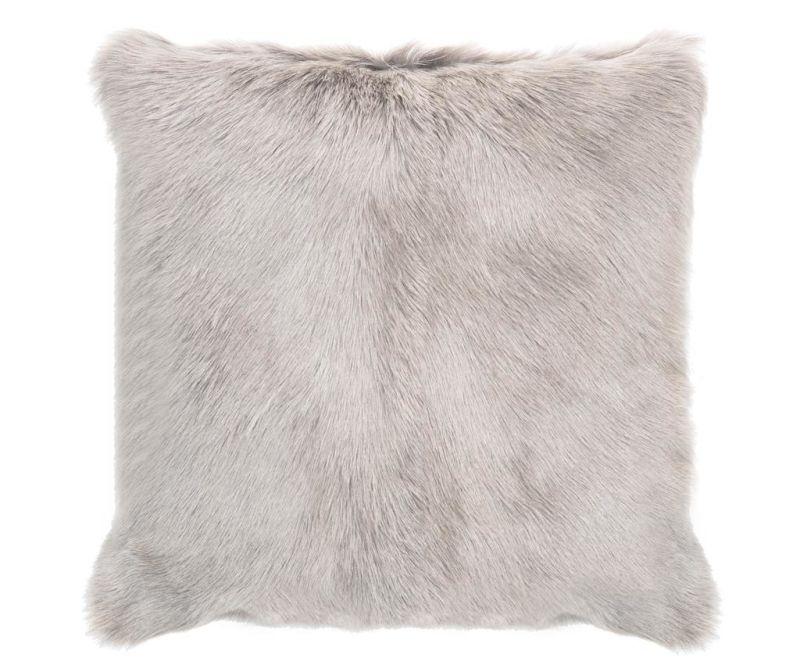 Декоративна възглавница Fur Maxi Grey 50x50 см