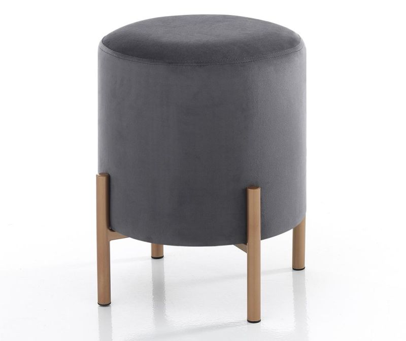 Стол Ammy Round Grey