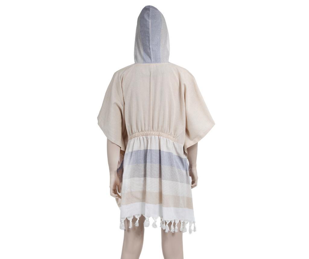 Sukienka plażowa Peshtemal Beige Line