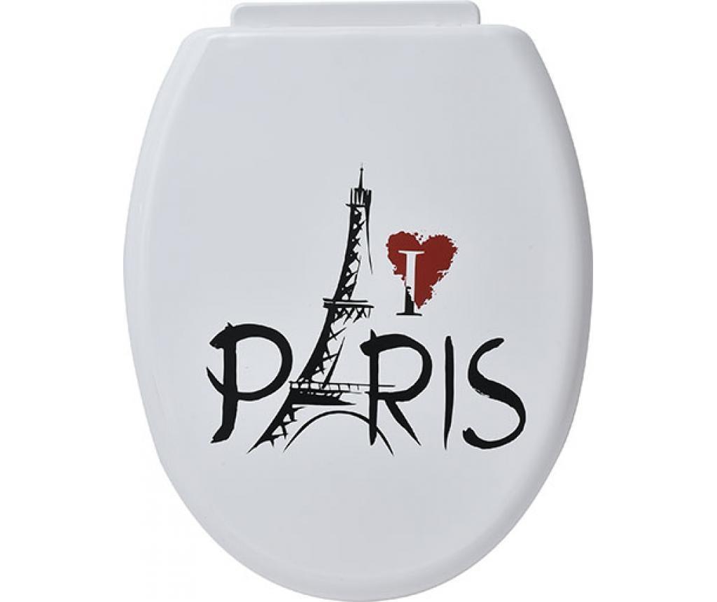 Toaletna daska Parisienne Love