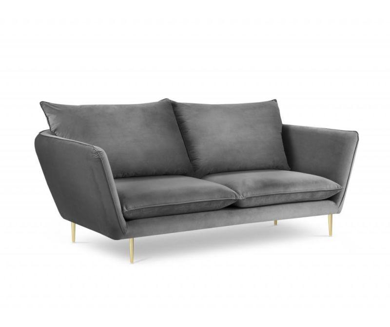 Canapea 3 locuri Verveine Light Grey