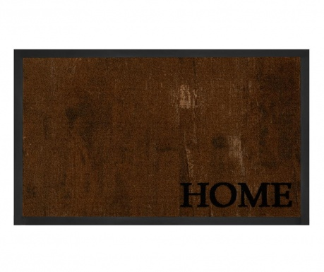 Входна изтривалка Printy Style Brown Anthracite 45x75 см