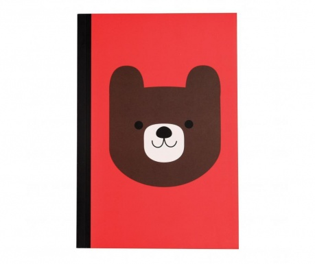 Agenda Bruno the Bear A5