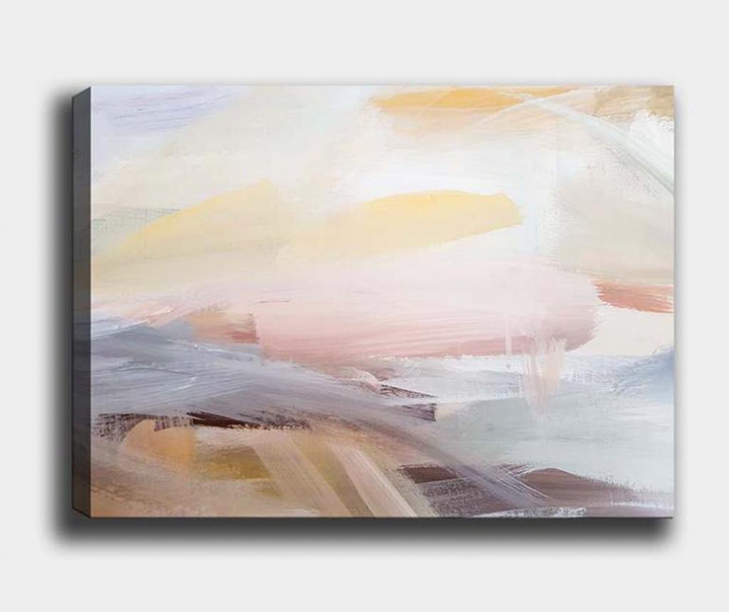 Slika Abstract Sunrise 70x100 cm