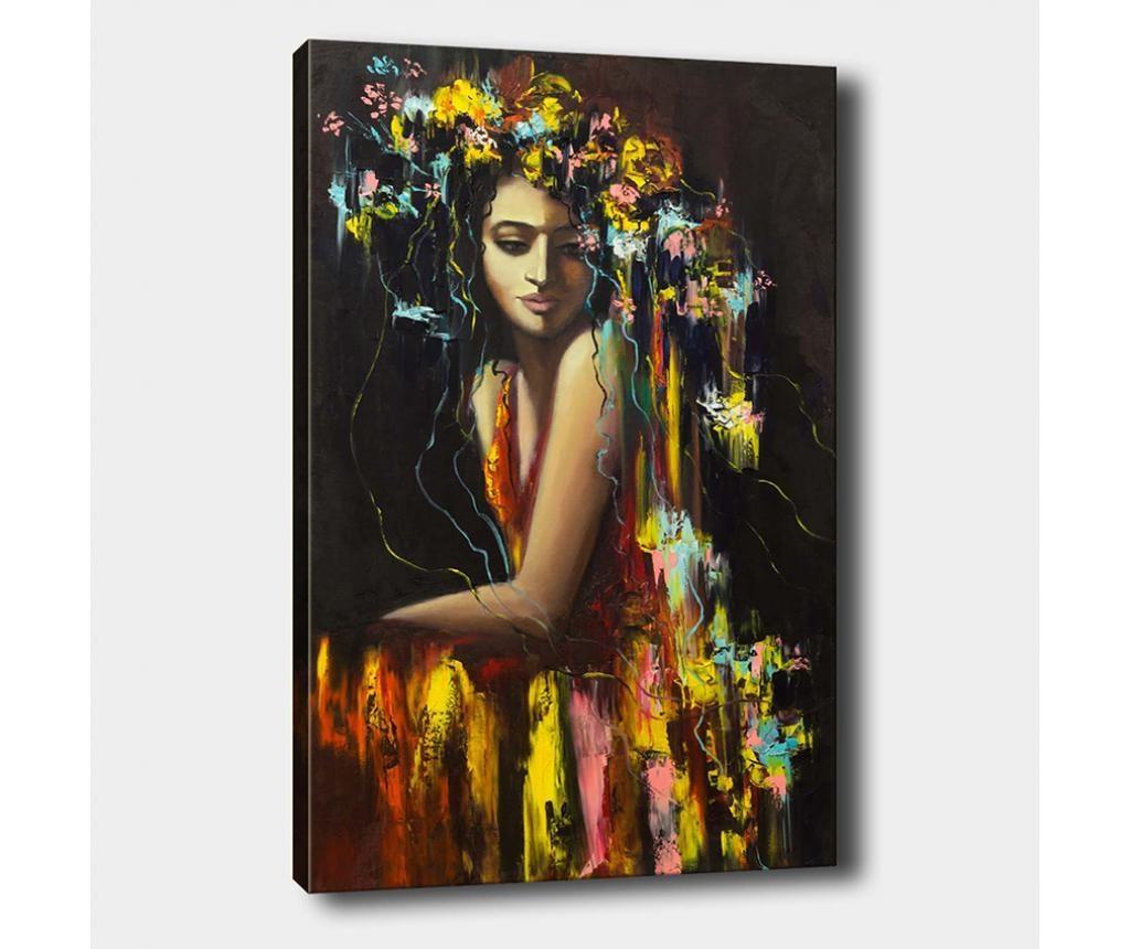 Tablou Woman 40x60 cm