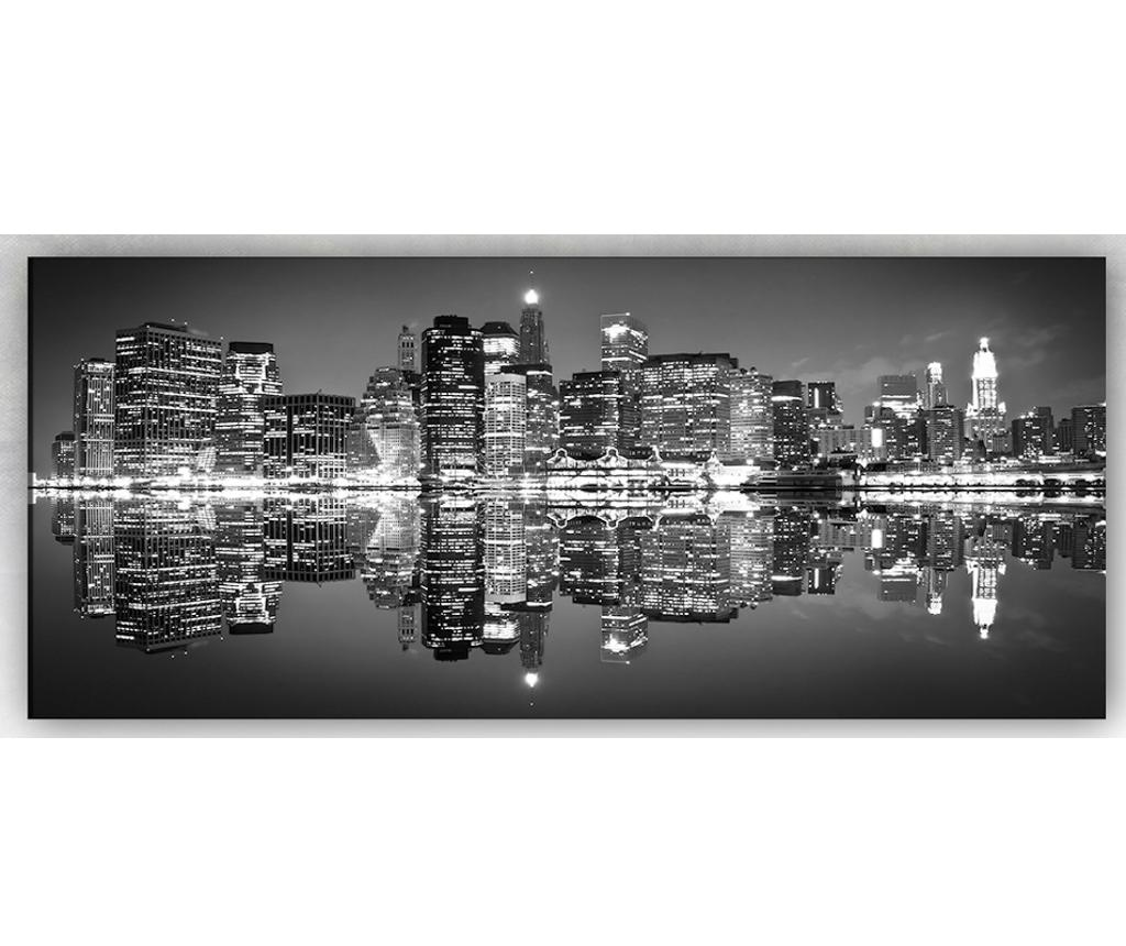 Obraz City Lights 60x140 cm