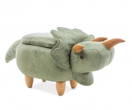 Dětský sedací puf Dinosaur