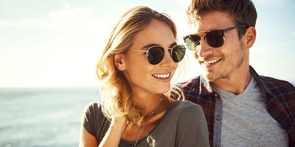 Trendové sluneční brýle