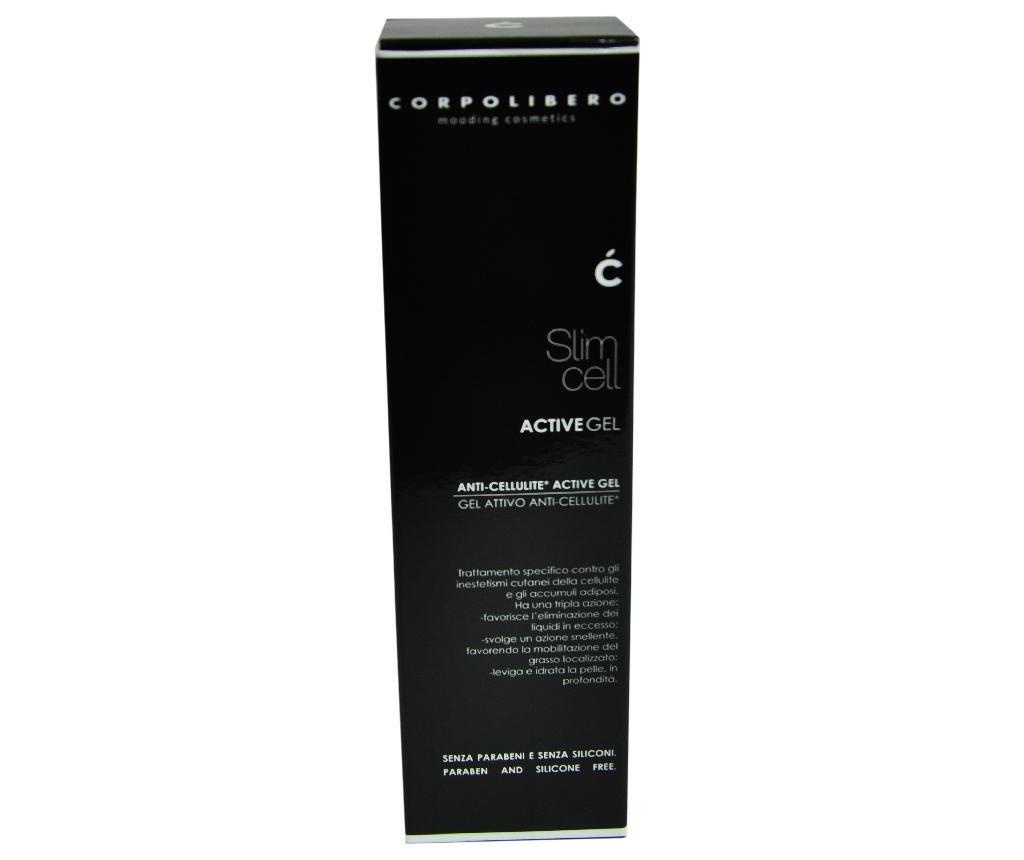 Anticelulitni gel Slim Cell Active 200 ml