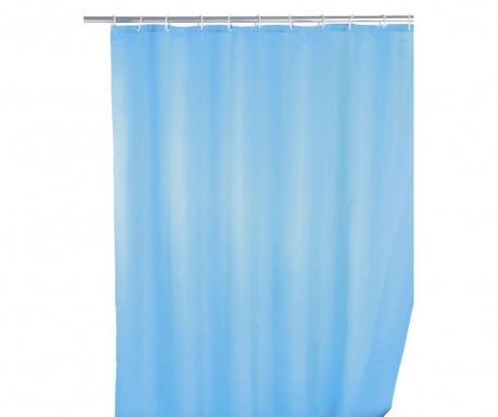 Zasłona prysznicowa Kim Blue 180x200 cm