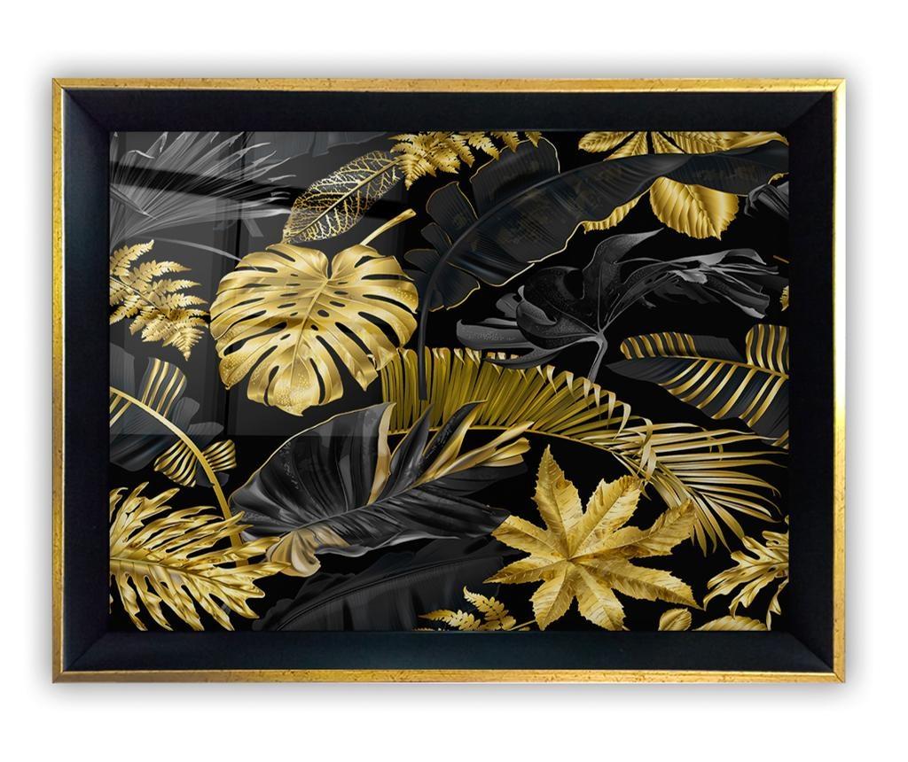 Yellow Leaves Kép 45x65 cm