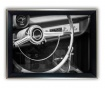 Tablou Steering Wheel 45x65 cm