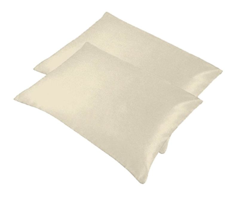 Set 2 fete de perna Bogo Cream 50x70 cm