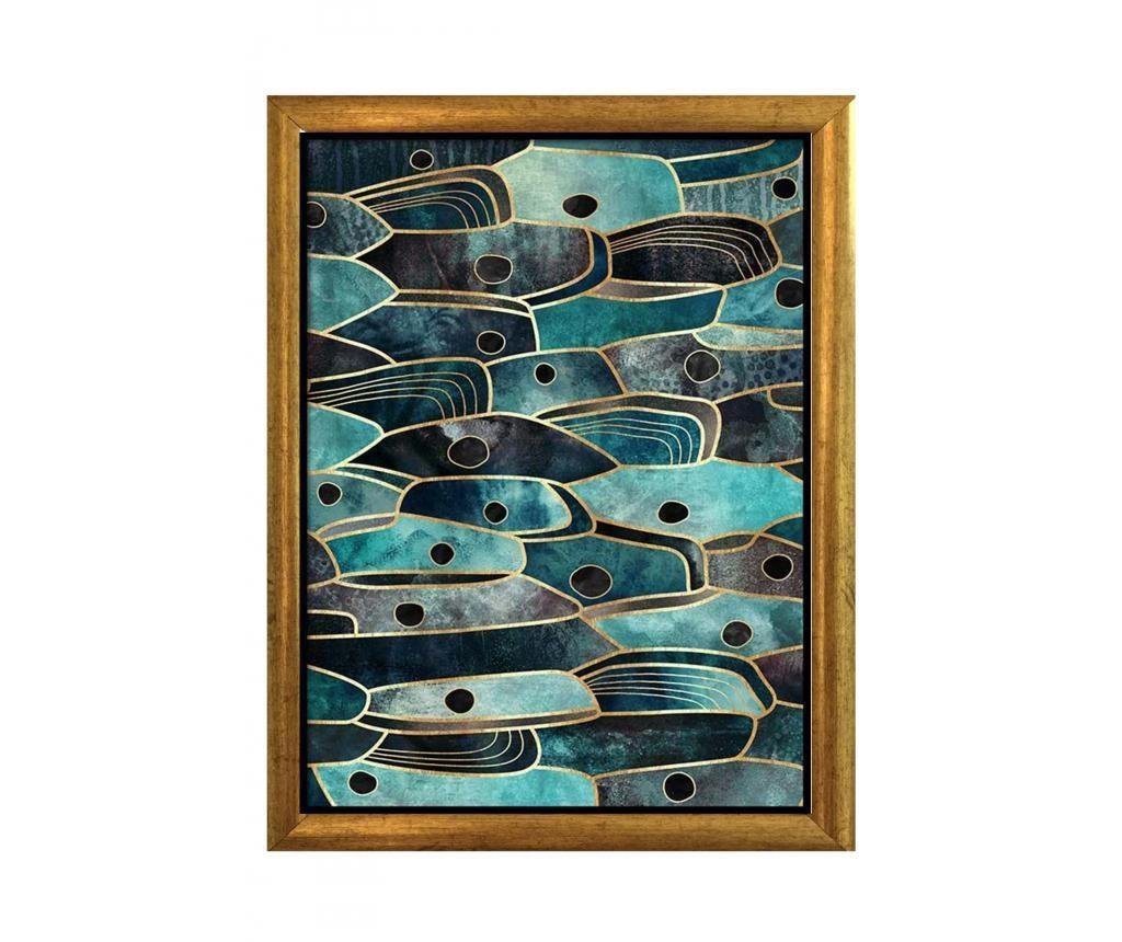 Tablou Blues 23x33 cm