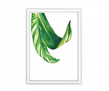Πίνακας Leaf 23.5x33.5 cm