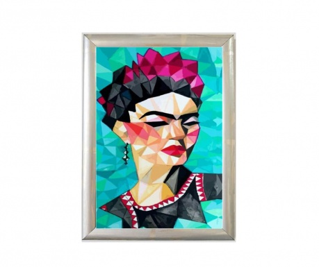 Obraz Frida Color 23x33 cm