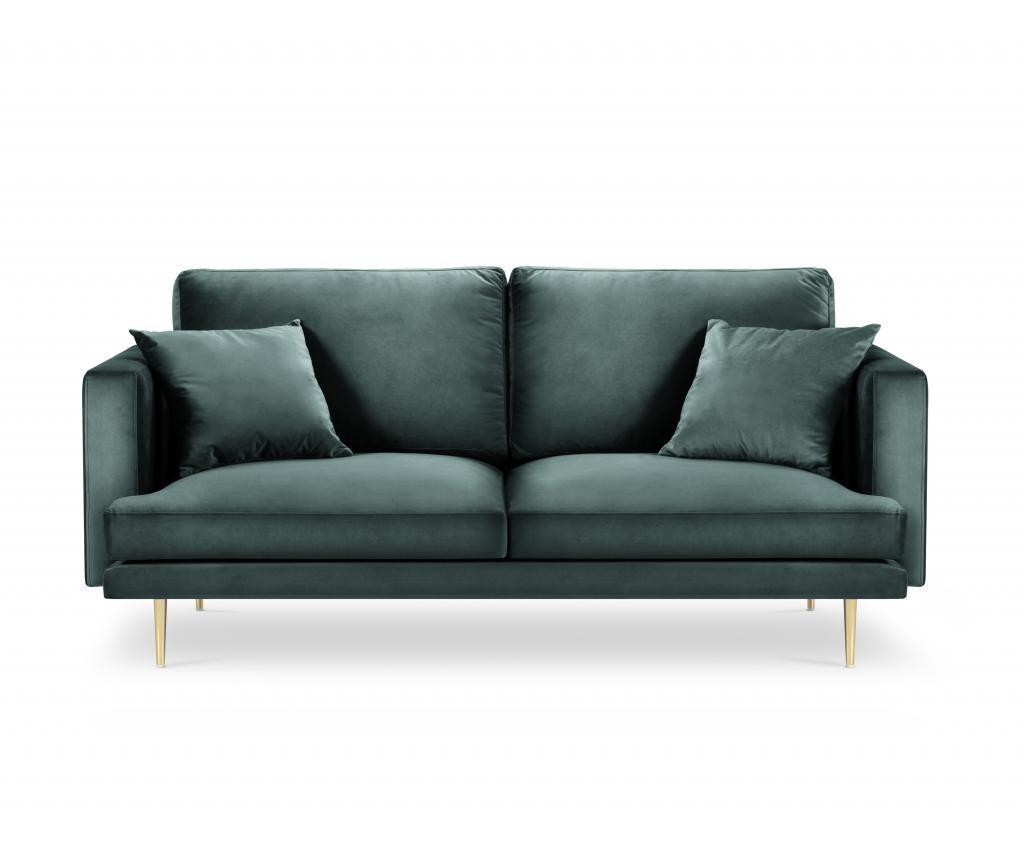 Sofa cu 3 locuri Brunello Petrol