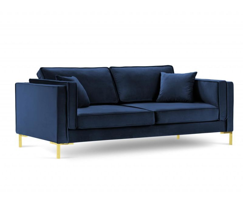 Sofa cu 3 locuri Giuseppe Royal Blue