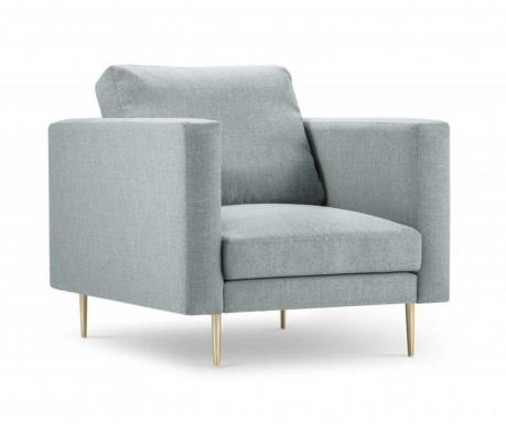 Fotelj Flavio Light Blue