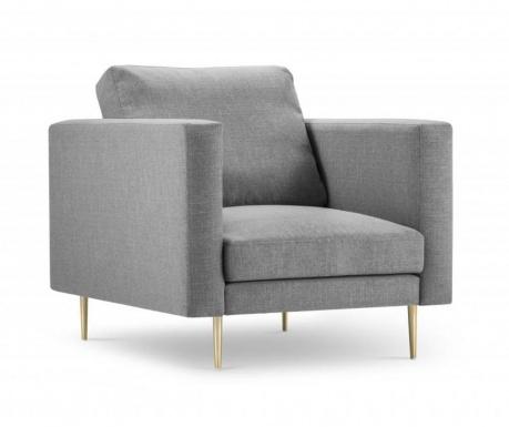 Fotelj Flavio Light Grey