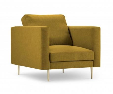 Fotelj Flavio Yellow
