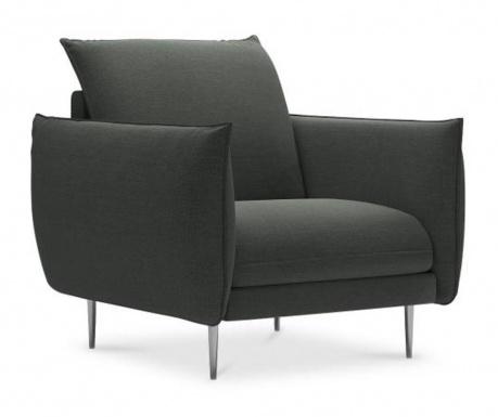 Fotelj Antonio Dark Grey