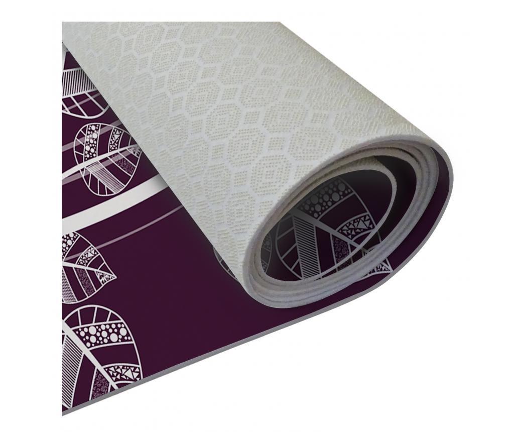 Постелка за йога 65x185 см