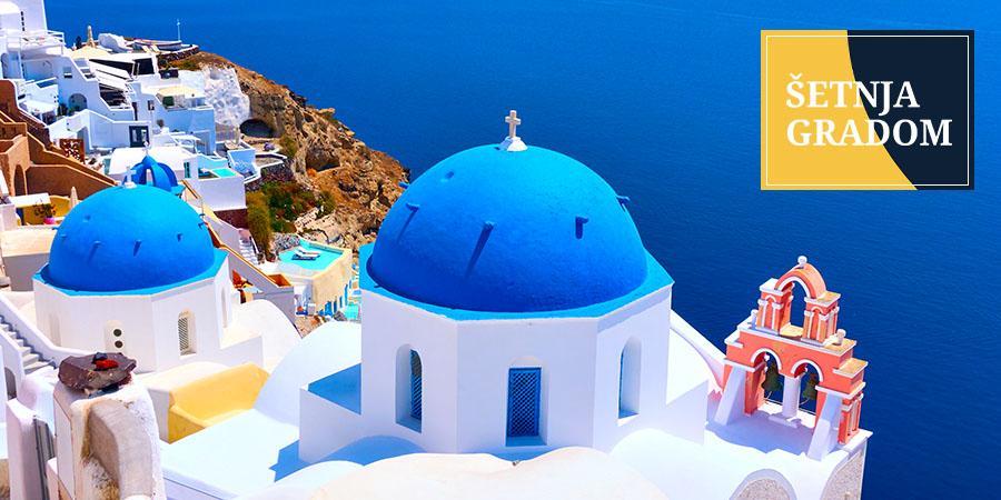 City Break Santorini