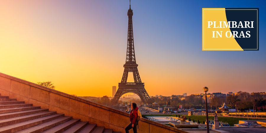 Plimbare in Paris