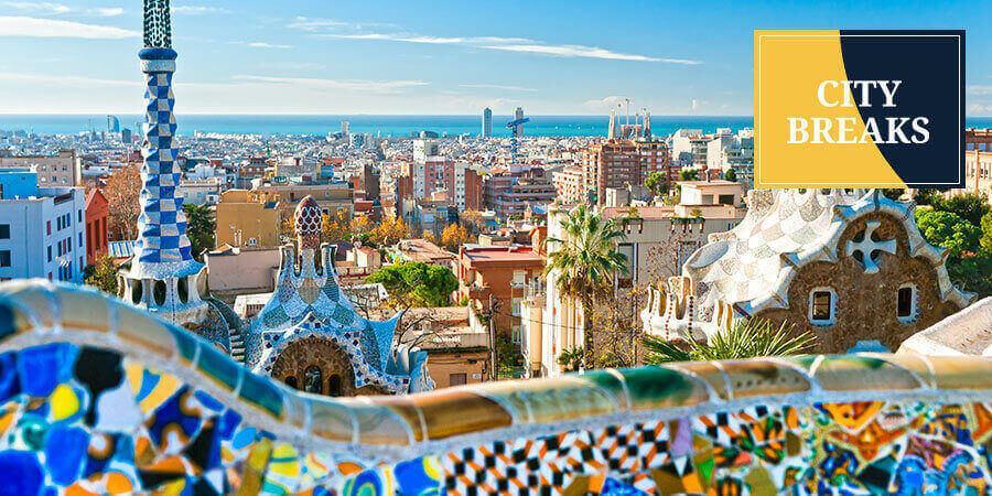 City Break Βαρκελώνη