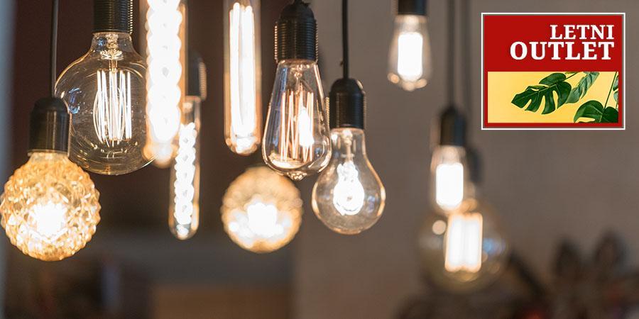 Letni Outlet: Oprawy oświetleniowe