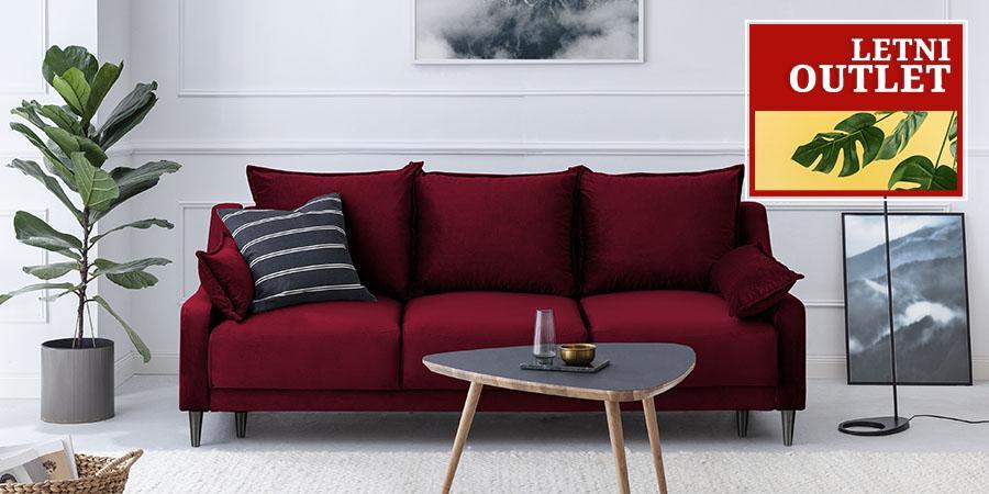 Letni Outlet: Sofy i fotele