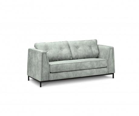 Sofa dvosjed Cannes Mint Grey