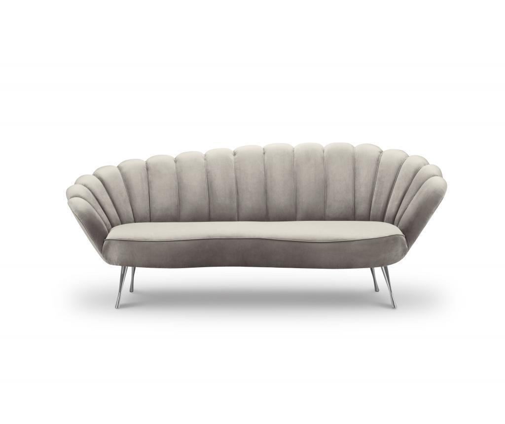 Canapea 3 locuri Avenir Beige