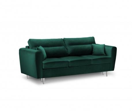 Sofa trosjed Deauville Bottle Green