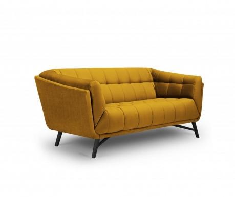 Sofa trosjed Lune Gold