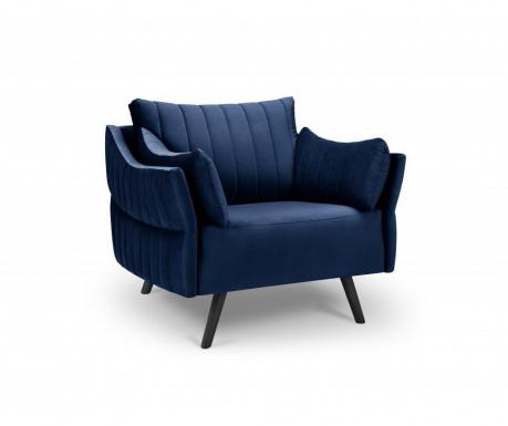Fotel Louvres Royal Blue