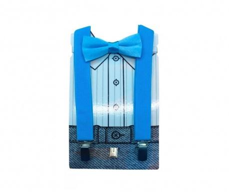 Set leptir kravata i remen za djecu 1-7 god.