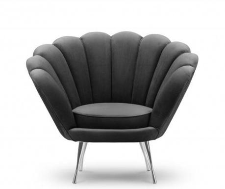 Fotelja Avenir Dark Grey