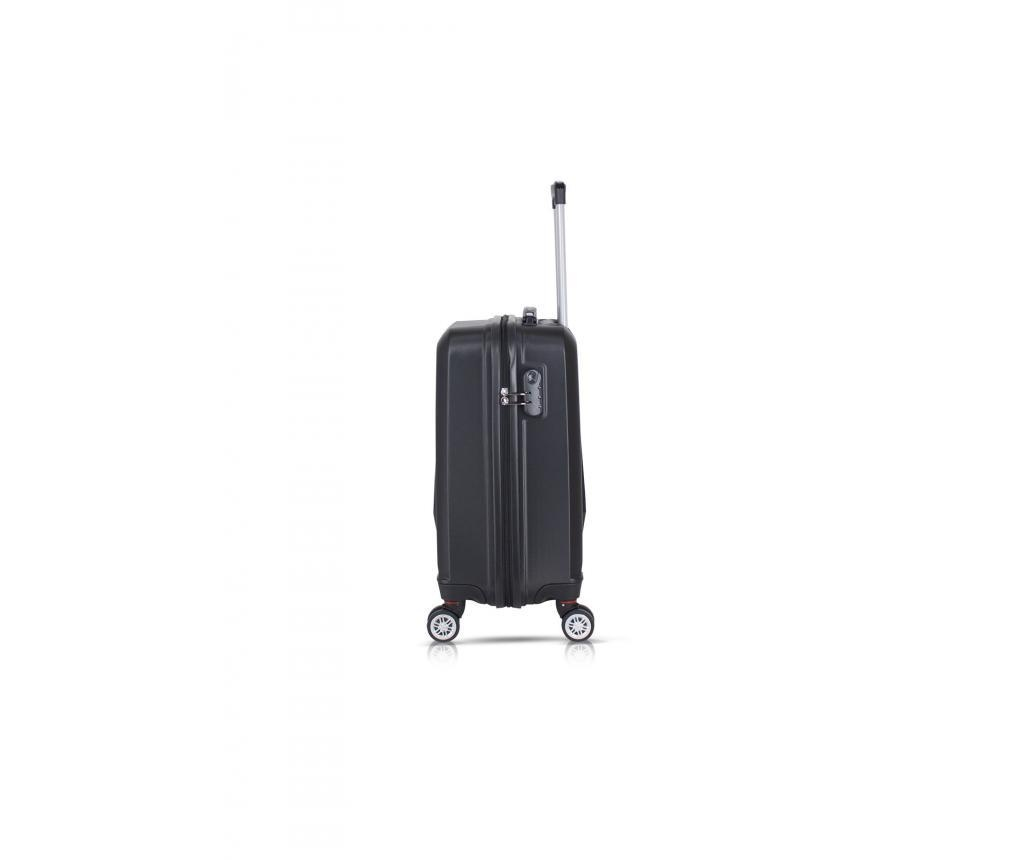Diamond Black Bőrönd