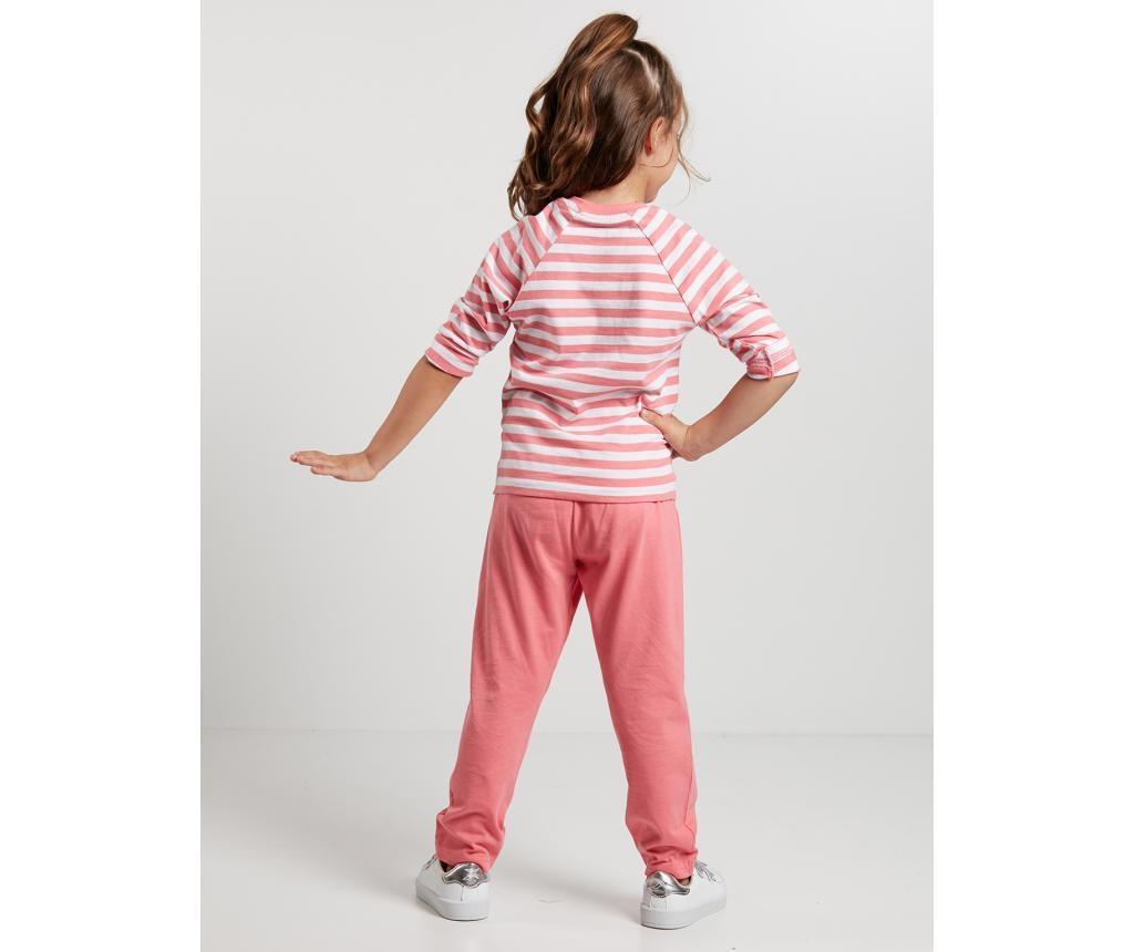 Pijama pentru copii Little Mouse 5 ani