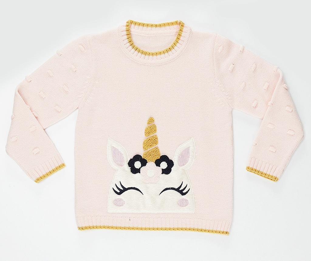 Pulover Unicorn 7-8 ani